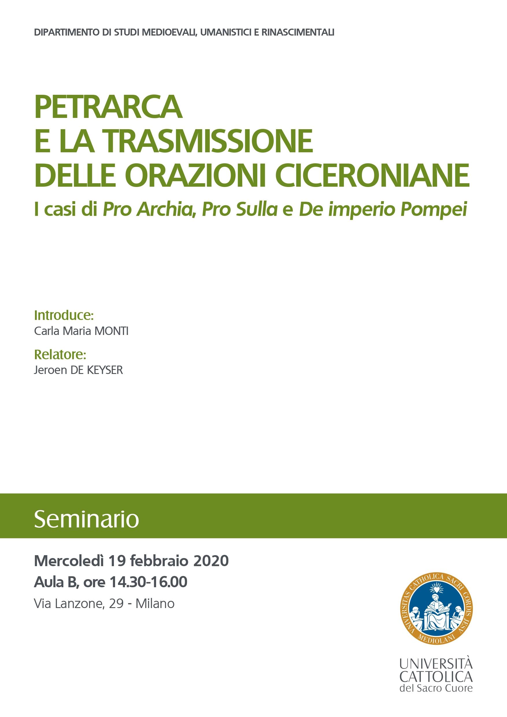Locandina Petrarca e la trasmissione delle orazioni ciceroniane_page-0001